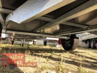 Pongratz LPA 300/15 G ( 18 ) SP-Line Planenaufbau Kastenanhänger mit Plane