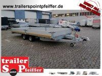 Eduard 3000 KG Multitransporter mit Rampen und Seilwinde...