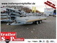 Eduard 3000 KG Multitransporter mit Rampen - Gebremste...