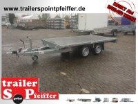 Eduard 2700 KG Multitransporter Doppelachser - 3.3x1.8m -...
