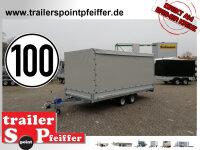 TPV HL-TBH 4520/27-B  - 2,7t Fahrzeugtransporter mit...