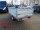 Pongratz L-RK 2715 G-AL 1800 kg ALU Rückwärtskipper E-Pumpe  mit 35 er ALU Aufsatz und Flachplane