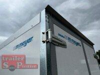 WM Meyer AZKF 1525/145  Kühlkoffer - Anhänger - mit Kühlaggregat