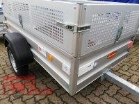 Böckmann TL-AL 2111/75 ALU Tieflader Anhänger -...