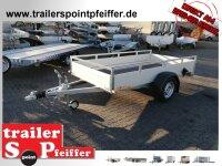 Saris McAlu Pro FW150 Alu Tieflader - Anhänger...