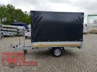Eduard 1500 KG Multitransporter mit Rampen - Gebremste...