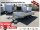 Eduard 2700 KG Multitransporter - Gebremste Doppelachser - 4.0x1.8m - Ladehöhe:56 cm - 195/55R10 - Bordwände 30cm mit Rampen und Winde