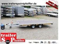 Eduard 3000 KG Multitransporter - Gebremster Doppelachser...