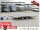 Eduard 3000 KG Multitransporter - Gebremster Doppelachser - Atlas Allzweck 406 x 200 mit Reling 195/55R10
