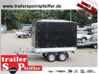 Böckmann HL-AL 2516/20 Alu - Hochlader Anhänger...