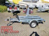 TPV ( Böckmann ) MB2 Motorrad - Anhänger - 1000...