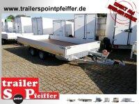 Eduard 3000 KG Multitransporter - Gebremste Doppelachser...