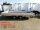 Eduard 3000 KG Multitransporter - Gebremste Doppelachser - 4.0x2.2m - Ladehöhe:56 cm - 195/55R10 - Auffahrschienen & Winde - Bordwände 30cm