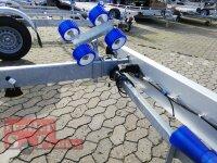 TPV ( Böckmann ) BA1800-R - 1800 KG - Bootstrailer für Boote / Motorboote bis ca. 6,7 m