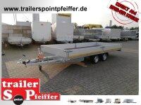 Eduard 3500 KG Multitransporter - Gebremste Doppelachser...
