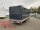Eduard 3500 KG Multitransporter - Gebremste Doppelachser - 5.0x2.2 - Ladehöhe: 63 cm - 195/50R13 - Auffahrtschienen & Winde - Hochplane SP-Line Schiebeplanen