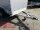 Saris McAlu Pro FW2700 Alu Tieflader - Tandem Anhänger gebremst mit Reling mit Hochplane SP-Line