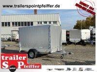 Saris McAlu Pro FW150 Alu Tieflader - Einachser 1500 KG...