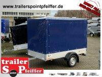 Saris McAlu Pro DV75 Alu Tieflader - Anhänger...