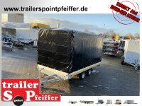 Eduard 2700 KG Multitransporter - Gebremster Doppelachser...