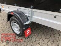 Pongratz LPA 250/13 G Anhänger mit Hochplane SP -...