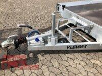 Vlemmix MT-4018-3500 - I - Maschinentransporter - Baggeranhänger 400 x 180 - 3500 kg - 3 Achser