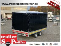 Eduard 2000 KG Multitransporter - Gebremste Doppelachser...