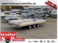Eduard 3500 KG Hochlader - Gebremste Tridem-Achser -...