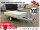 Eduard 1500 KG Hochlader - Gebremste Einzelachser - 2.6x1.5m - Ladehöhe:63 cm - 195/50R13 - Bordwände 30cm - Flachplane - 100 KM/H