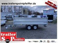 Pongratz 3-SKS 4100/20 T Stahl 3500 - 3 Seitenkipper mit...