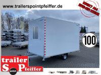 WM Meyer Bauwagen BW 1537/206 Speed