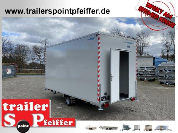 WM Meyer Bauwagen BW 1545/206 Speed