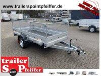 Pongratz LPA 300/15 G ( 18 ) 1300 kg  Kastenanhänger...