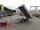 Eduard 2700 KG - 3 Seitenkipper -  Gebremster Doppelachser - 3.1x1.6m - Ladehöhe:63 cm - 195/50R13 - Auffahrschienen / Stützen - Bordwände 30cm