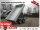 Eduard 2500 KG Rückwärtskipper - Gebremste Doppelachser - 2.6x1.5m - Ladehöhe:72 cm - 165R13 - Bordwände 40cm