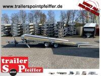 Eduard 3000 KG Maschinentransporter - Gebremste...