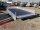 Saris PL 406 204 2700 2 - 2700 KG Hochlader - Pritsche - 406 x 204 - Ladehöhe: 66 cm - ALU Bordwände