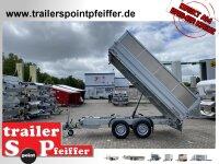 Pongratz 3-SKS 3600/17 T-AL 3500 Tandem Dreiseitenkipper...
