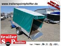 TPV RK-EU4-K Light Kippanhänger - 750 kg mit Hochplane SP-Line