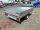 Eduard 1500 KG Rückwärtskipper - Gebremste Einzelachser - 2.6x1.5m - Ladehöhe:63 cm - 195/50R13 - Bordwände 30cm Elektropumpe mit Auffahrrampen und Stützen
