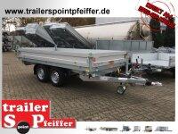 Böckmann DK-AL 3718/30 E Alu - Dreiseitenkipper mit...