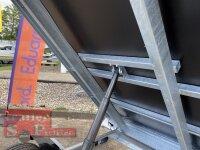 Eduard 1500 KG Rückwärtskipper - Gebremste Einzelachser - 2.6x1.5m - Ladehöhe:63 cm - 195/50R13 - Bordwände 30cm Elektropumpe