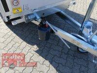 WM Meyer HKCR 2727/155 Heckkipper Tandem mit Hochplane SP-Line