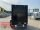 """TPV TL-EB3 Offroad - 1300 kg gebremst Kastenanhänger mit 15"""" Geländebereifung und Reling - SCHWARZ mit Hochplane SP-Line"""
