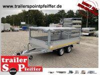 Eduard 2000 KG Hochlader - Gebremste Doppelachser -...