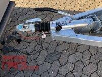 Eduard 2700 KG Multitransporter - Gebremster Doppelachser - 4.0x2.0m - Ladehöhe:56 cm - 195/55R10 - Auffahrschienen & Winde - Bordwände 10cm