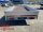 Eduard 2000 KG Hochlader - Gebremste Doppelachser - 3.5x1.8m - Ladehöhe:72 cm -  Bordwände 30cm mit H-Gestell - 100 KM/H