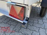 TPV TL-EU2 Anhänger 750 kg - 100 KM/H - Zurrösen - 13 pol. Stecker