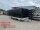 Eduard 3000 KG Maschinentransporter - Gebremste Doppelachser - 5.0x2.2m - Ladehöhe:56 cm - 195/55R10 - Auffahrrampen - Bordwände 30cm - kippbar - Hochplane SP-Line mit Schiebeplane links und rechts