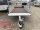 Pongratz LPA 250/13 G-AL STK 1300 kg  ALU Kastenanhänger mit H-Gestell und Reling - gebremst